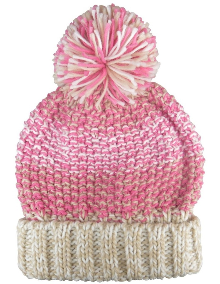 Multi Knit Beanie  Winter Hats image 1