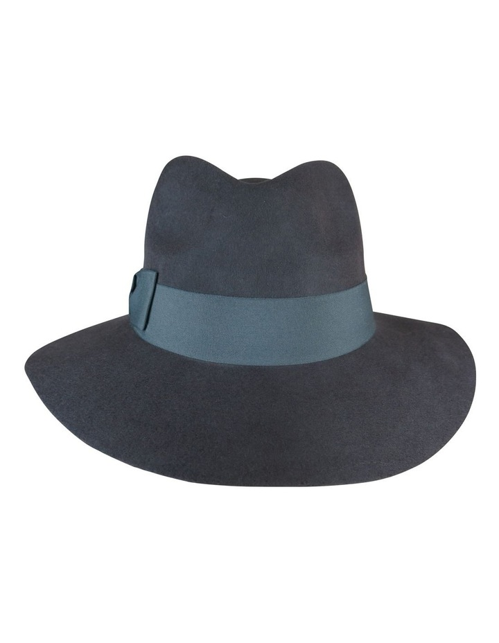 Contrast Felt Fedora Winter Hats image 1
