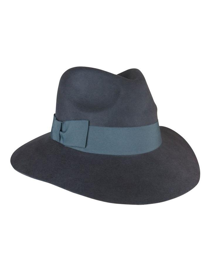 Contrast Felt Fedora Winter Hats image 2