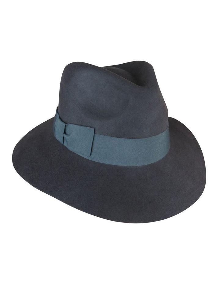 Contrast Felt Fedora Winter Hats image 3