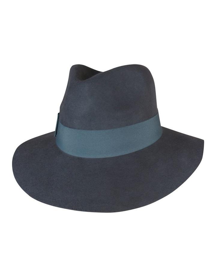 Contrast Felt Fedora Winter Hats image 4