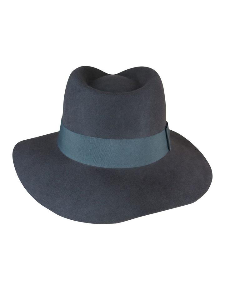 Contrast Felt Fedora Winter Hats image 5