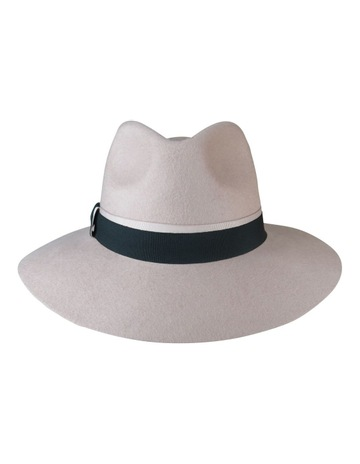 37a3cf77ec4 Morgan   TaylorContrast Felt Fedora Winter Hats. Morgan   Taylor Contrast Felt  Fedora Winter Hats