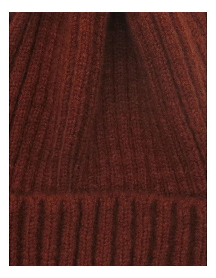 W1214 Lula Ribbed Beanie image 2