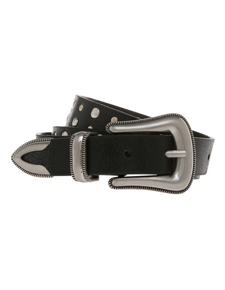 25mm Mulberry Leather Weather Belt MLA3551 image 1