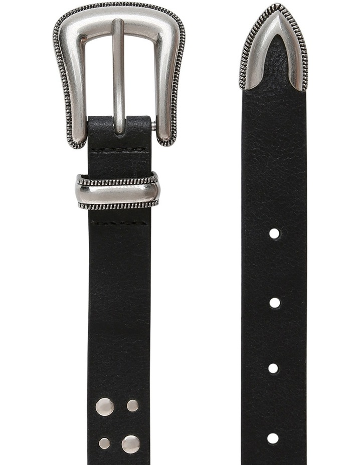 25mm Mulberry Leather Weather Belt MLA3551 image 2