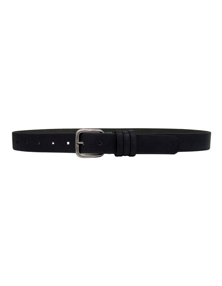 MLA1287 30mm Levano Milled Leather Belt image 2