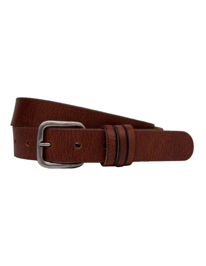 MLA1287 30mm Levano Milled Leather Belt image 1