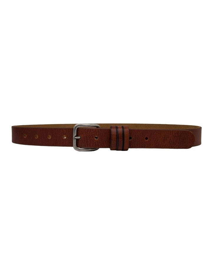 MLA1287 30mm Levano Milled Leather Belt image 2