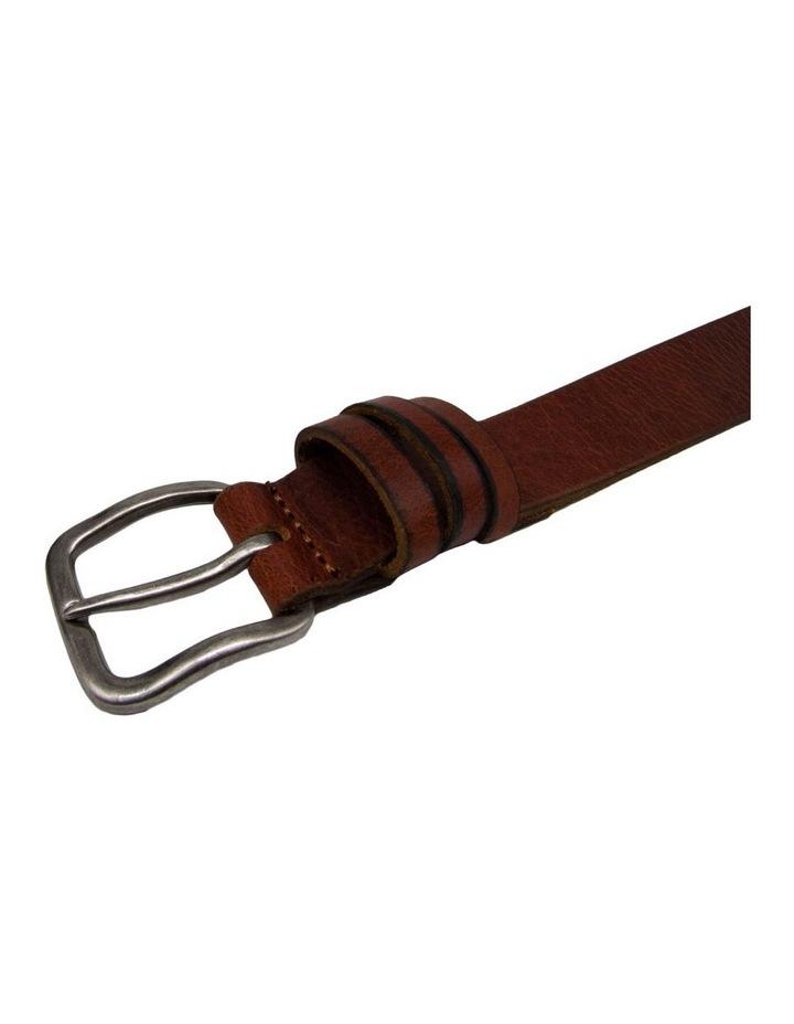 MLA1287 30mm Levano Milled Leather Belt image 3