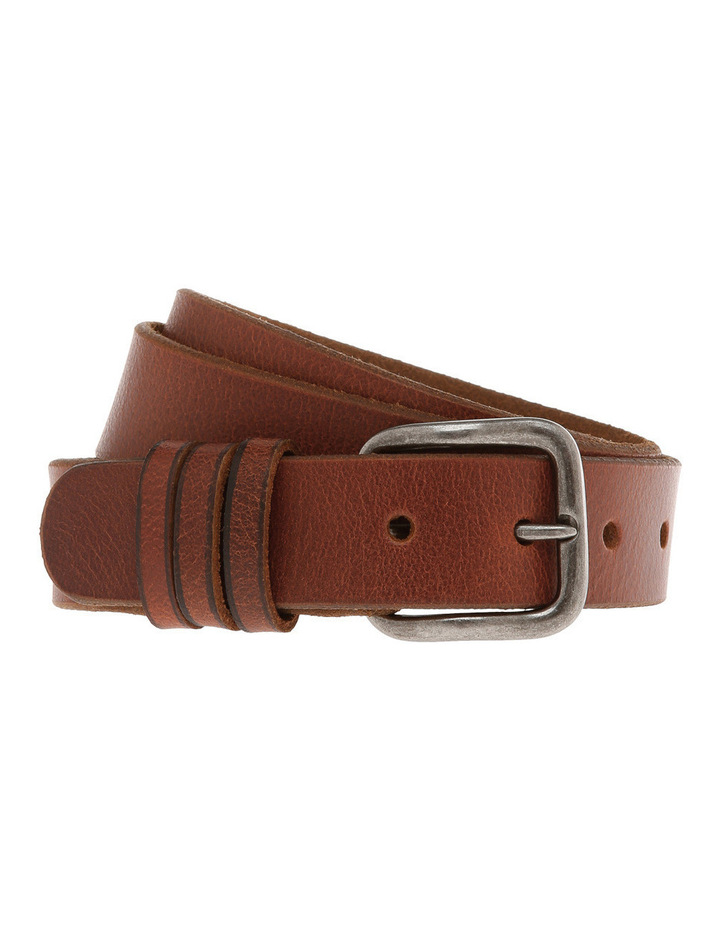 30mm Levano Milled Leather Belt MLA1287 image 1