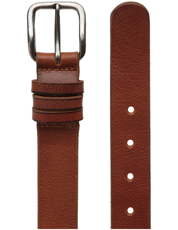 30mm Levano Milled Leather Belt MLA1287 image 2