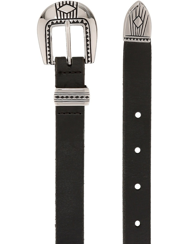 20mm Mulberry Leather Belt MLA1290 image 2