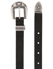 Loop - 20mm Mulberry Leather Belt MLA1290