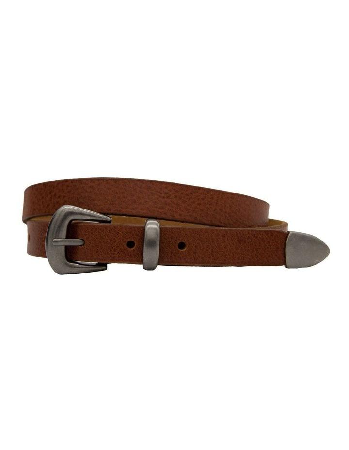 20mm Plain Mulberry Leather Belt image 1