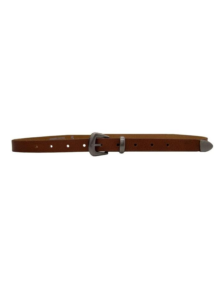 20mm Plain Mulberry Leather Belt image 2