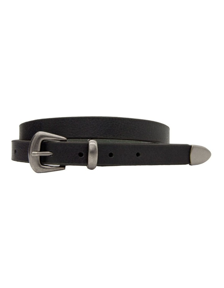 20mm Plain Mulberry Leather Belt image 1