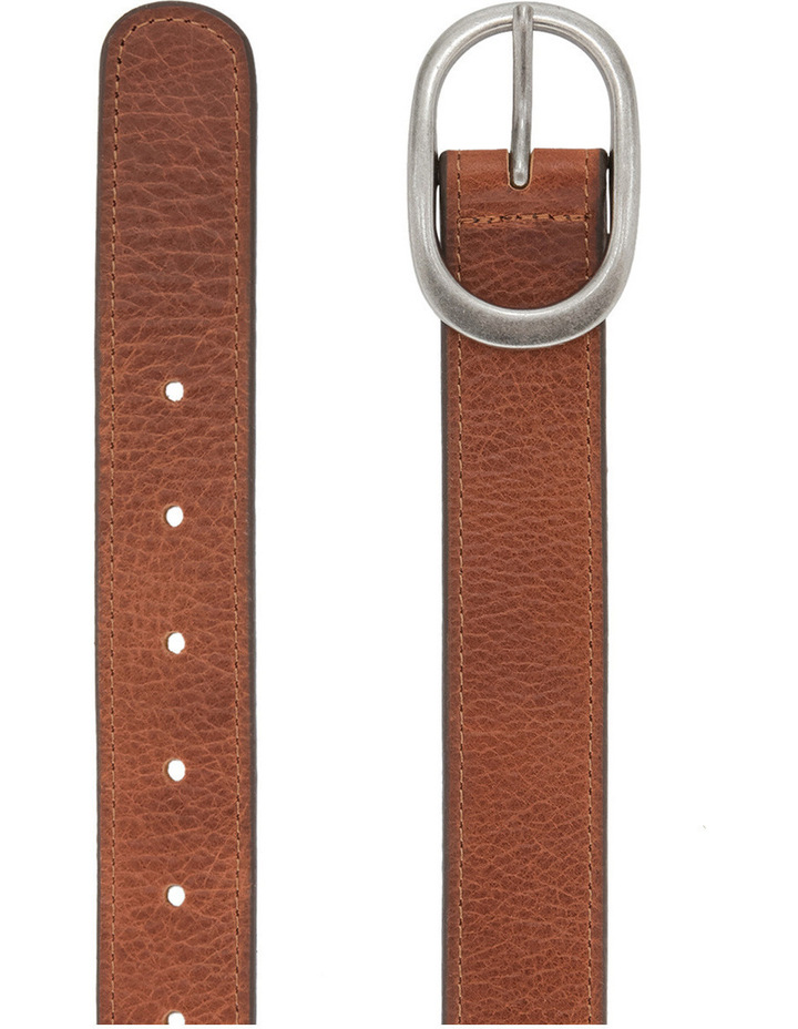 Levano Milled Leather Belt 32mm image 2