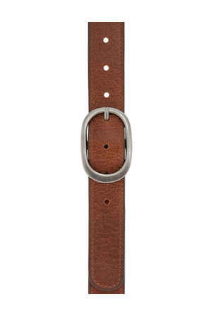 Loop - Levano Milled Leather Belt 32mm