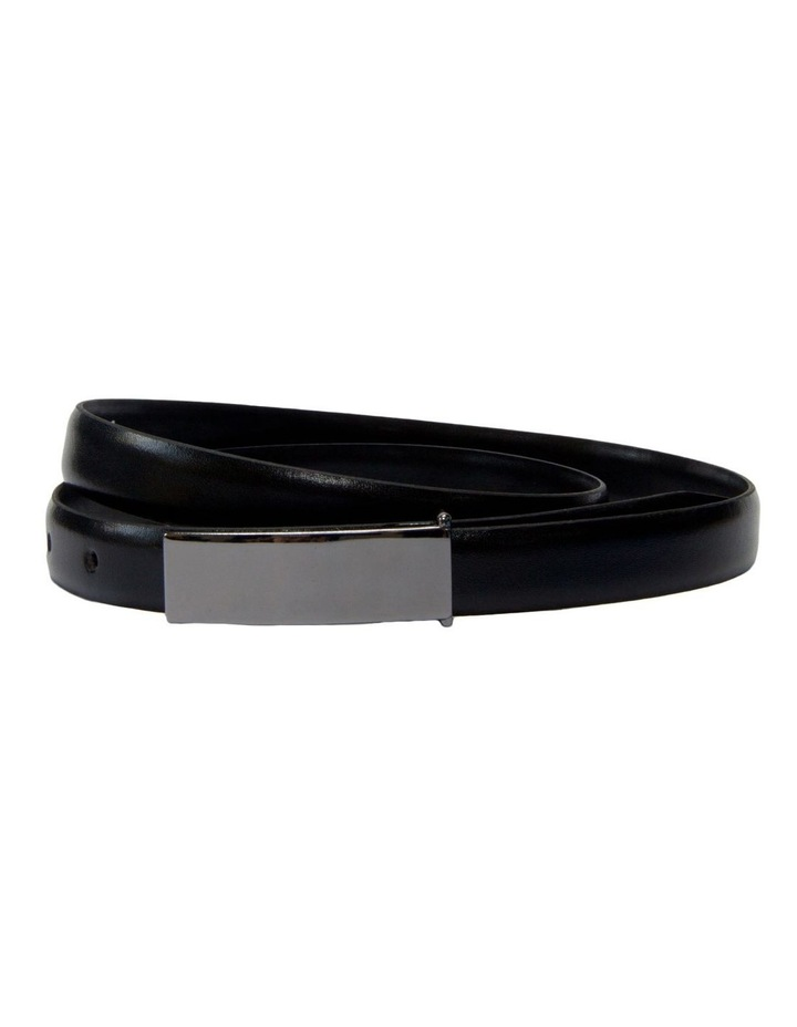 20Mm Toledo Gunmetal  Belt image 1