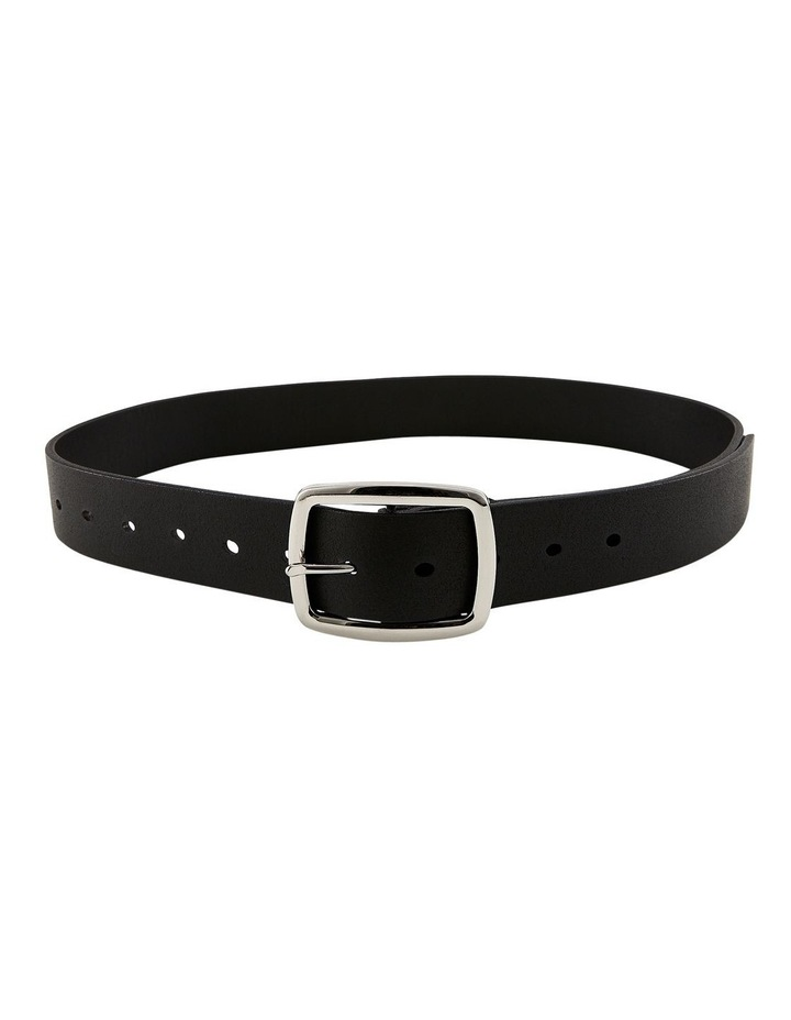 The Zayn Silver Belt image 1