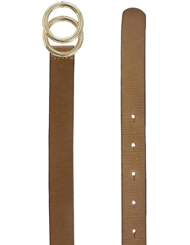 Black Leather Lakeland Belt image 2