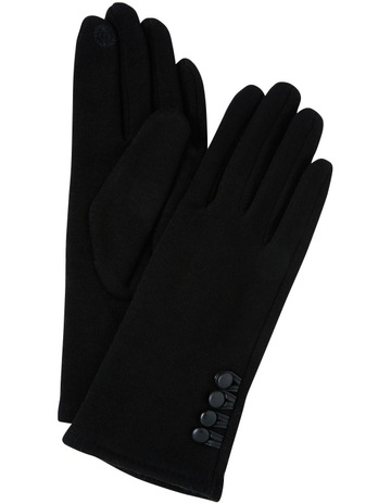 2a78138c223 Gregory Ladner Button Trimmed Gloves