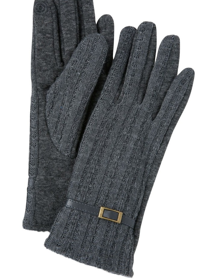 Ponti Glove With Buckle Trim image 1