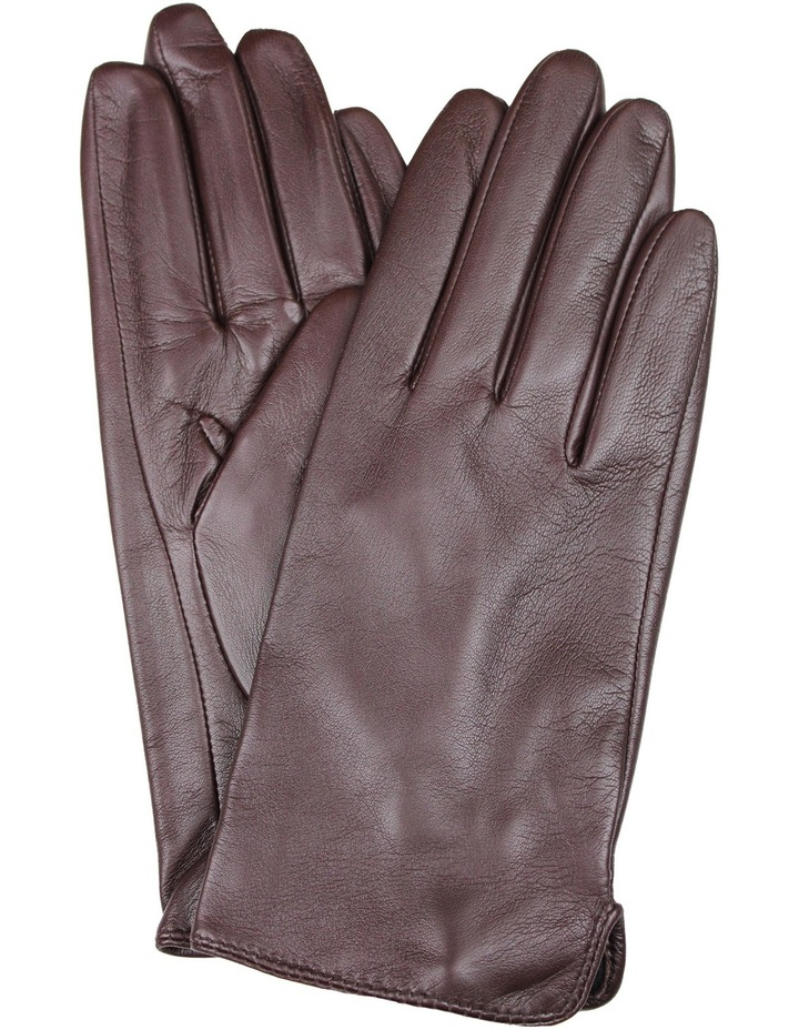 Classic Full Grain Leather Gloves image 1