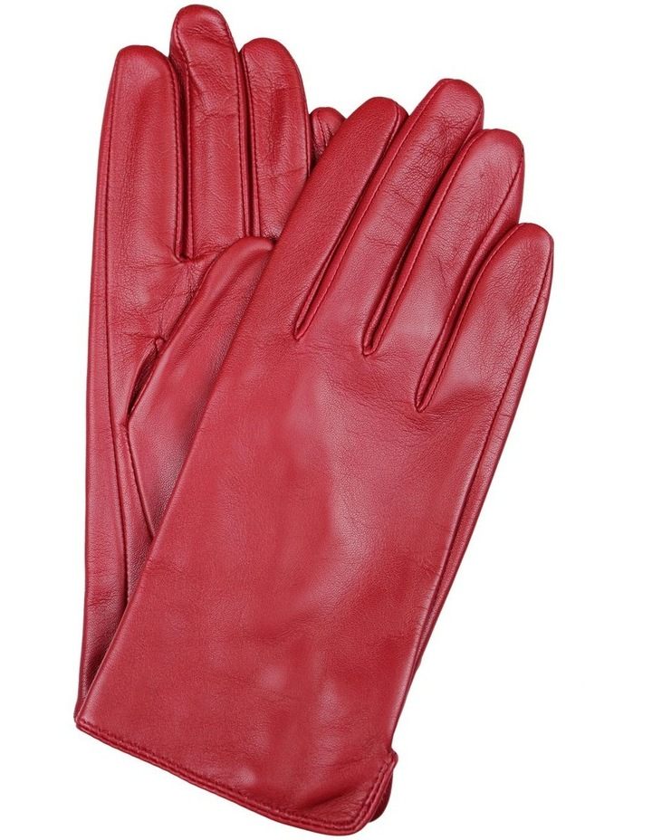 Ladies Classic Leather Gloves image 1