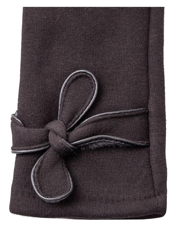 GGVQ010M Ponte Bow Detail Gloves image 2