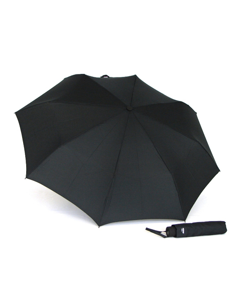 Black mini umbrella image 1