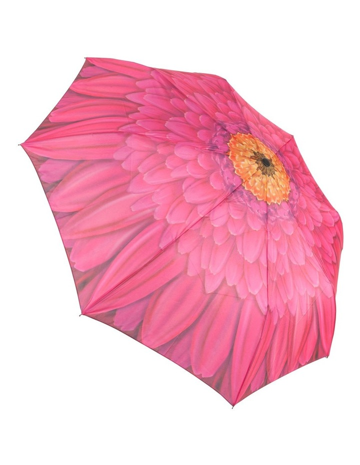 Auto Open Mini Black Frame And Handle Umbrella image 1