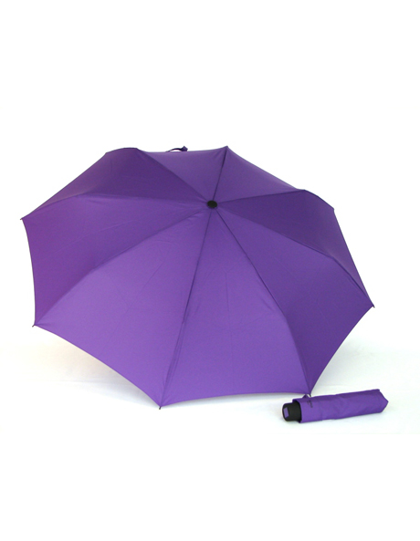 Purple mini umbrella image 1