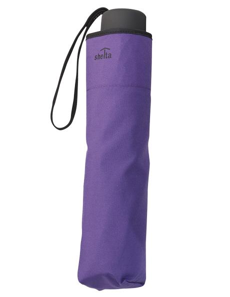 Purple mini umbrella image 2