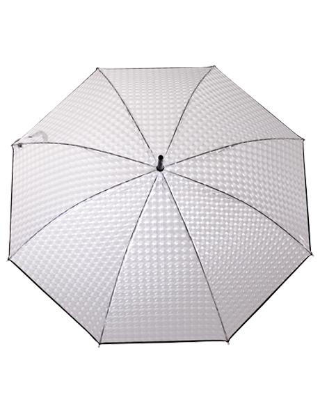 Hologram see-through umbrella image 1