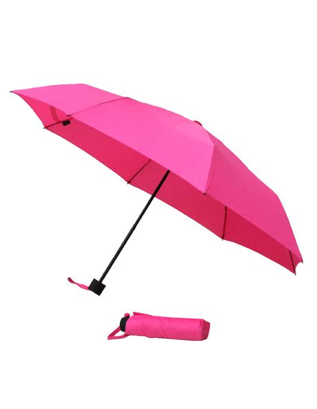 Pink mini umbrella image 1