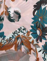 Echo Designs - Highgate Floral Silk Square EN0197