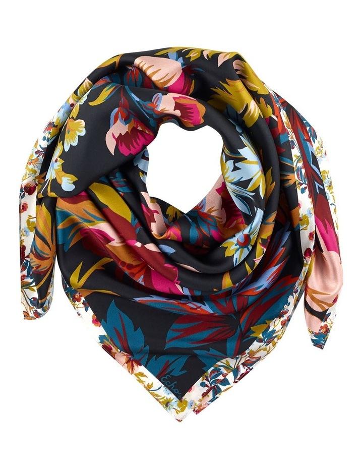 Highgate Floral Silk Scarf image 1