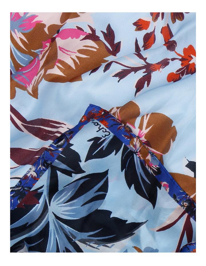 Highgate Floral Silk Square image 2
