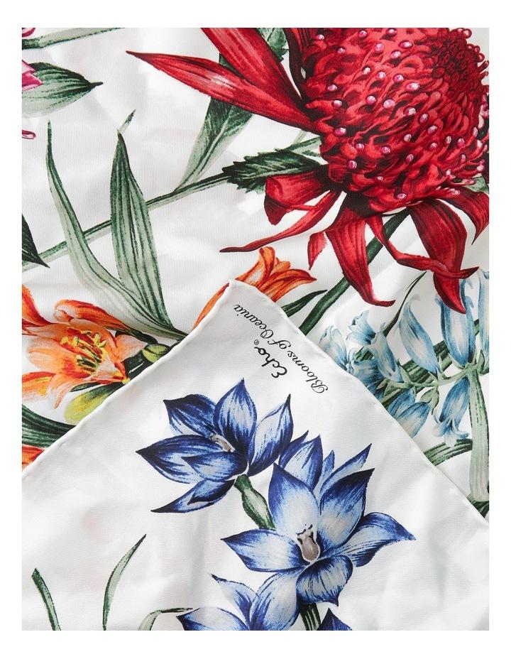 Blooms Of Ocenia Silk Square image 2