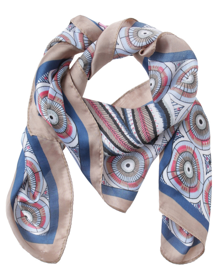 Feather Kerchief  Scarf image 1