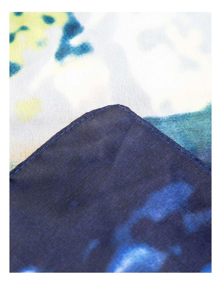 Landscape Print  Scarf image 2