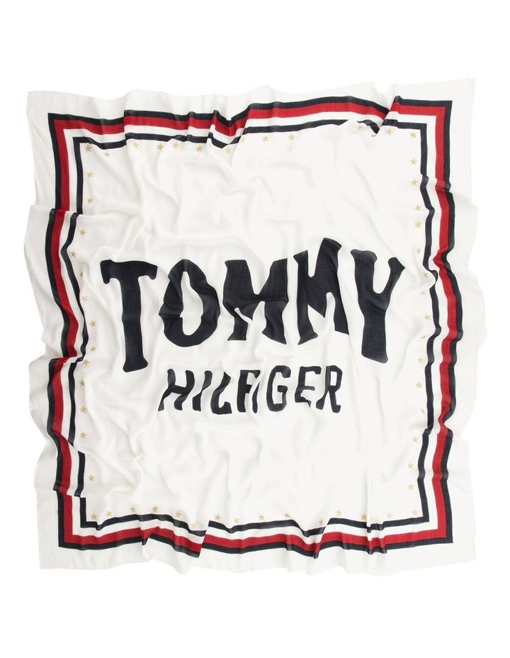 Bold Tommy Square Scarf image 1