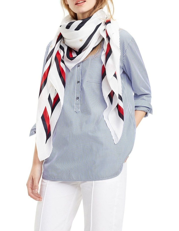 Bold Tommy Square Scarf image 2