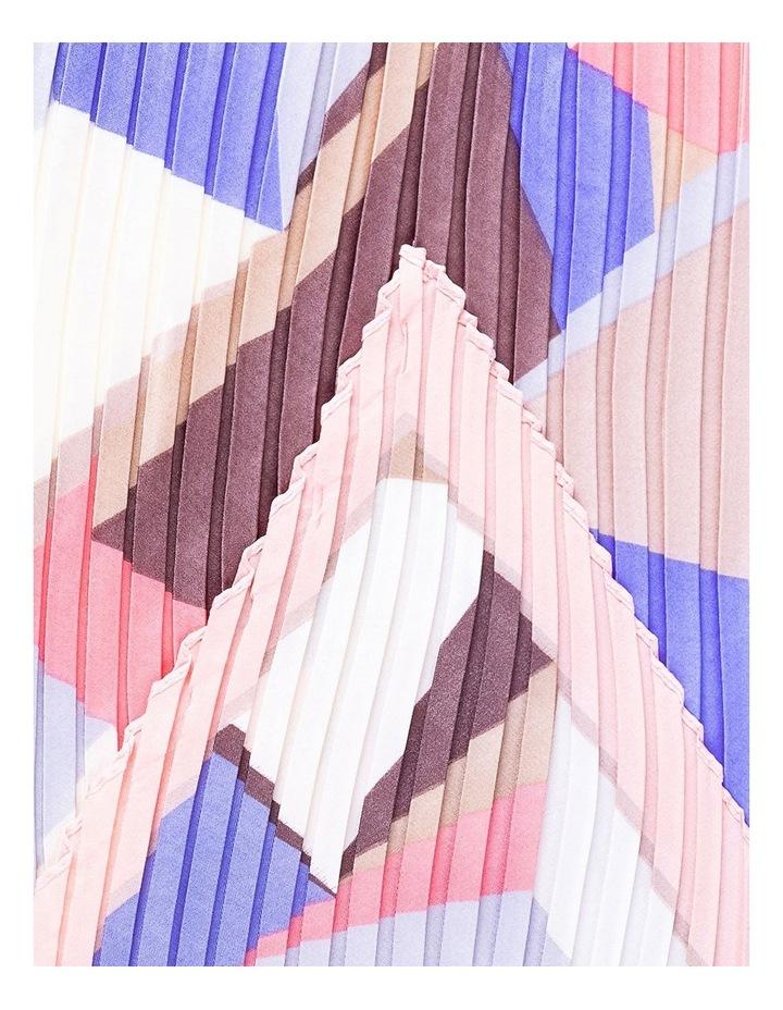 Abstract Neckerchief Scarf image 2