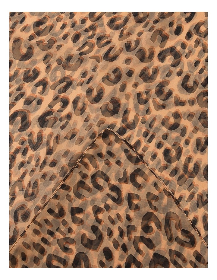 Animal Print Scarf image 2