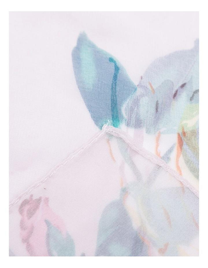 Rose Chiffon Scarf image 2