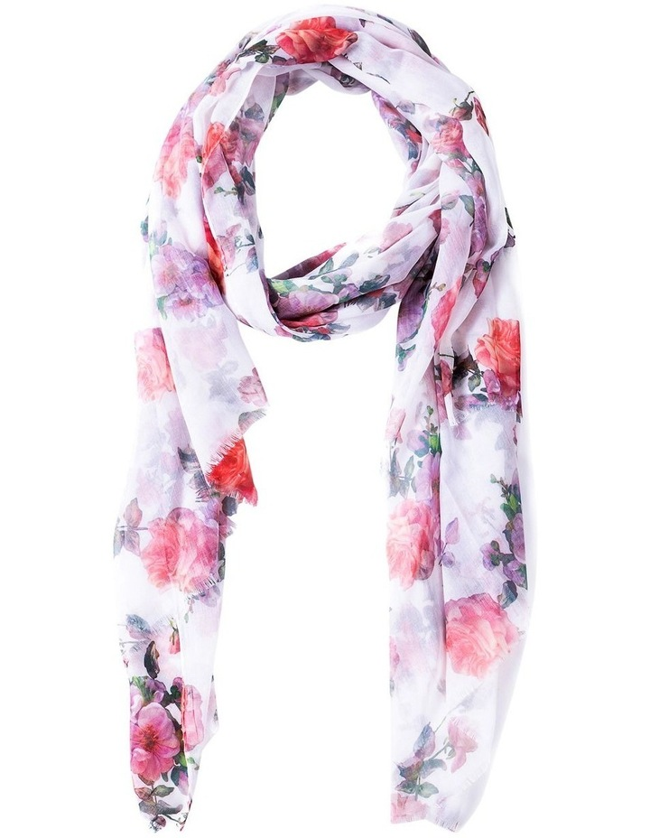 Floral Scarf image 1