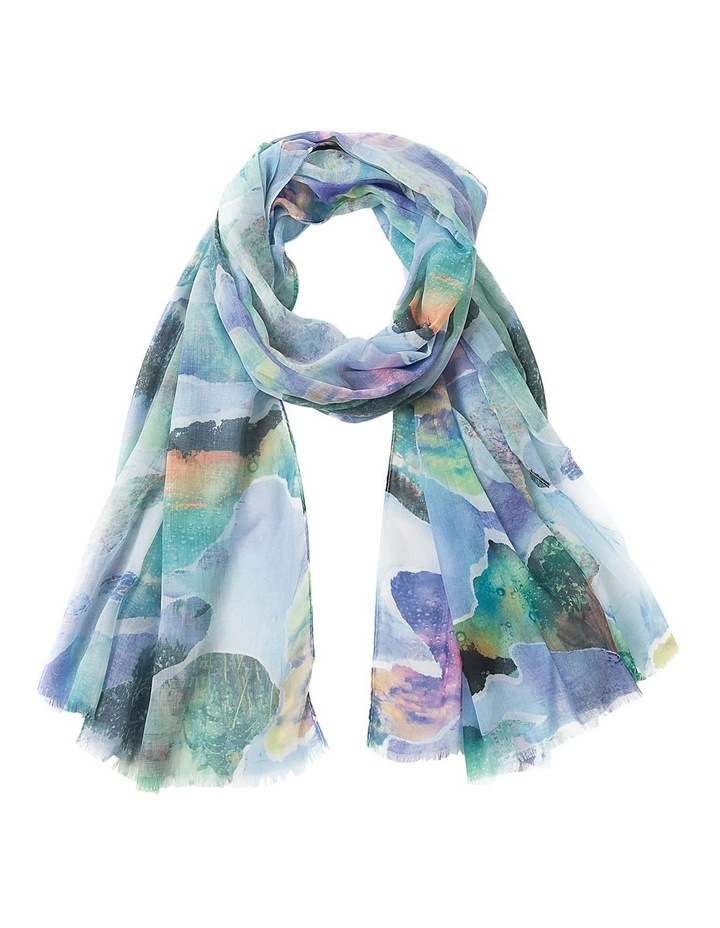 Abtract Scarf image 1